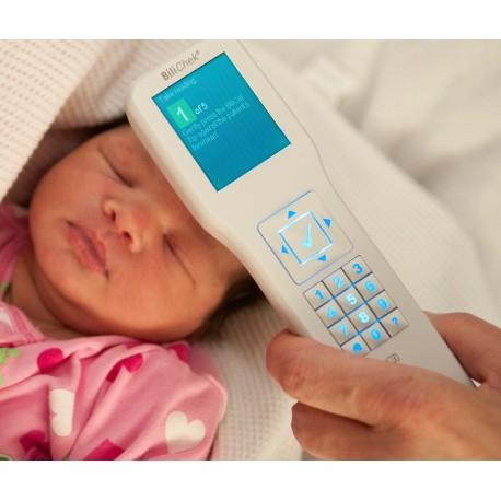 دستگاه بیلی روبین تستزردی نوزاد بدون خونگیری