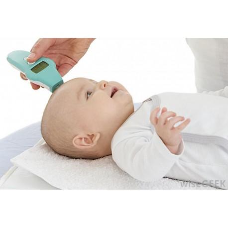 قیمت انواع تب سنج دیجیتالی پیشانی و گوش نوزاد